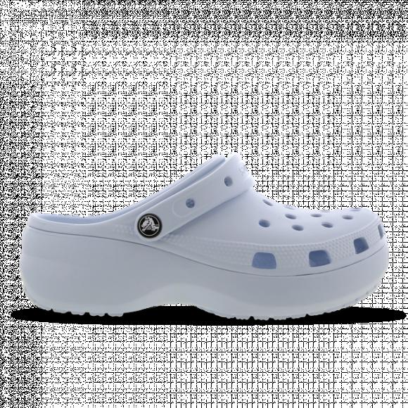Crocs Classic Platform - Femme Chaussures - 206750-4JQ