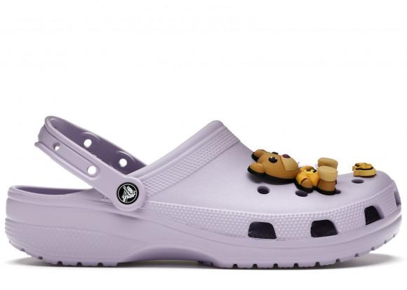 Crocs Justin Bieber x Classic Clog 'Drew House - Lavander' - 207378-530
