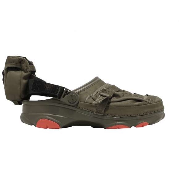Crocs BEAMS x Classic All-Terrain Military Clog 'Army Green' - 207448309
