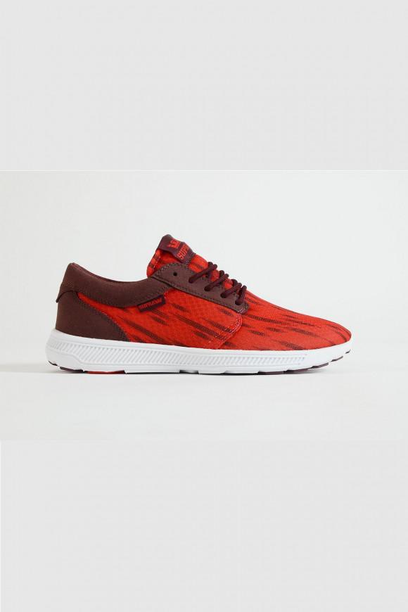 Supra - Hammer Run Sneaker Burgunderrot - 217342