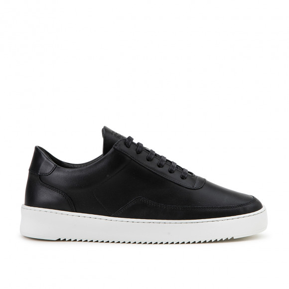Filling Pieces Low Mondo Ripple Nardo Nappa Black - 245262318610