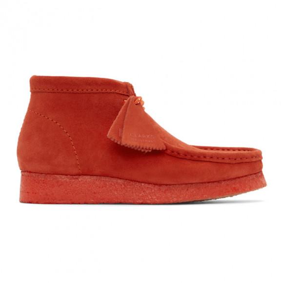 Clarks Originals Red Wallabee Desert Boots - 26154745