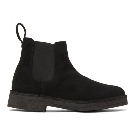 Clarks Originals Black Desert 2 Chelsea Boots - 26155560