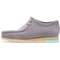 Clarks Originals Wallabee, Grey Combi/Grey Combi - 261602027