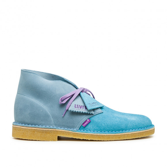 Clarks Originals x Levi's Vintage Clothing Desert Boot (Blau) - 261603257
