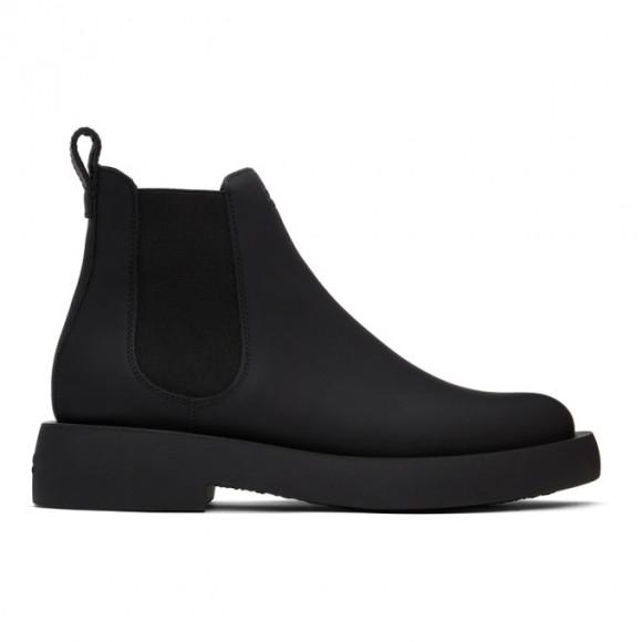 Clarks Originals Black Leather Mileno Chelsea Boots - 26160854