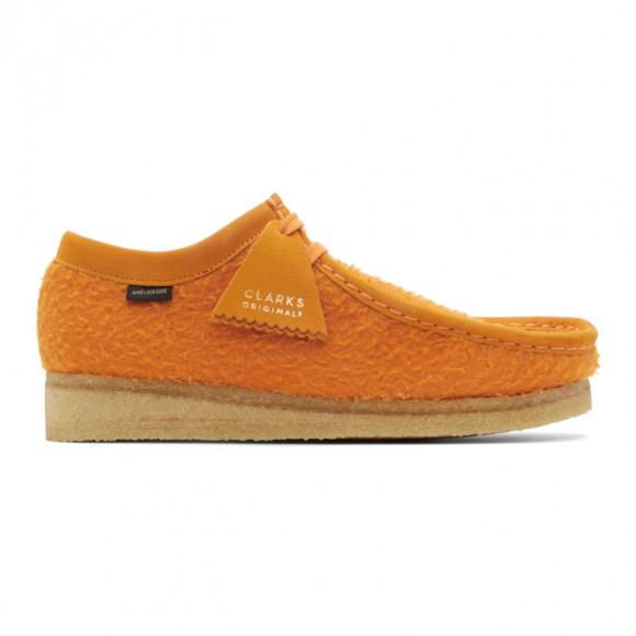 Clarks Originals Wallabee Aime Leon Dore Orange Casentino Wool - 26160879
