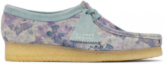 Clarks Originals Wallabee Blue  - 26161763