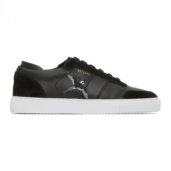 Axel Arigato Black Dunk Low-Top Sneakers - 27200