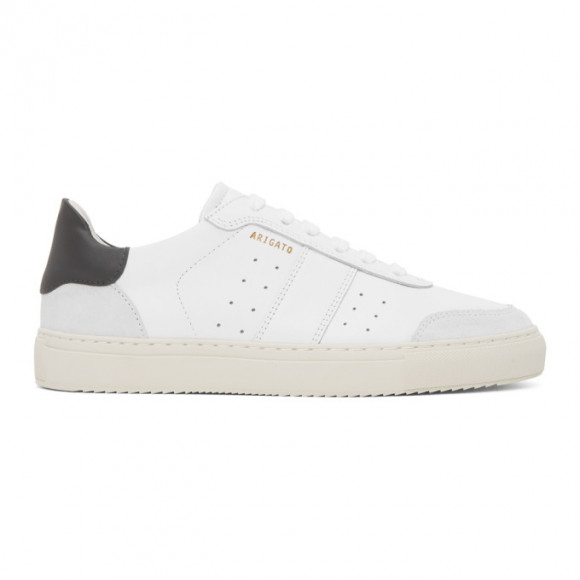 Axel Arigato White and Grey Dunk 2.0 Sneakers - 27546