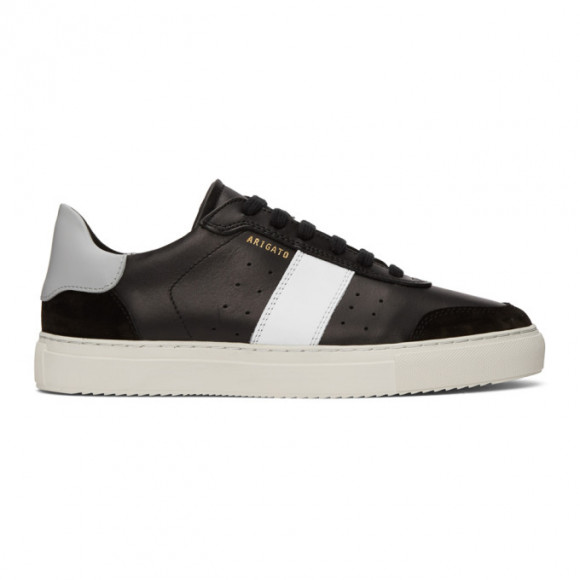 Axel Arigato Black and White Dunk 2.0 Sneakers - 27547