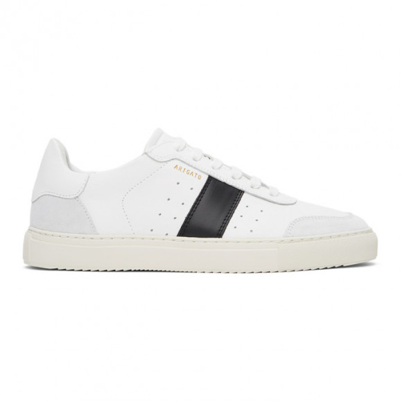 Axel Arigato White and Black Dunk V2 Sneakers - 27562