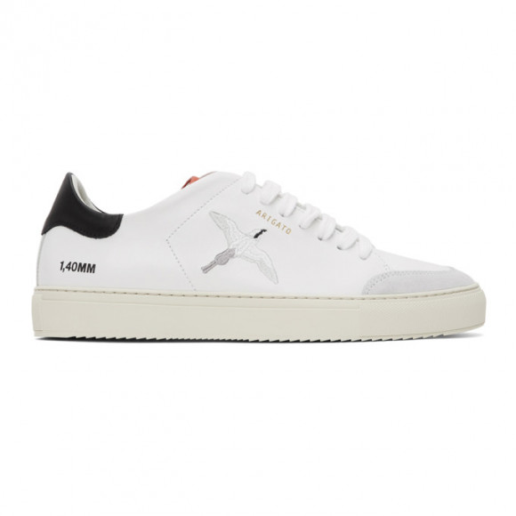 Axel Arigato Clean 90 Leather White/ Red/ Black - 28520