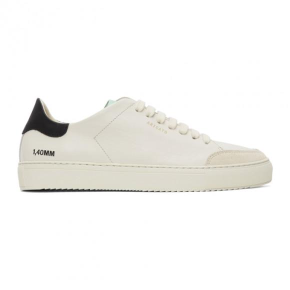 Axel Arigato Beige and Black Clean 90 Triple Sneakers - 28524
