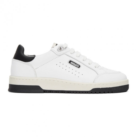 Axel Arigato White and Black Clean 180 Sneakers - 28586