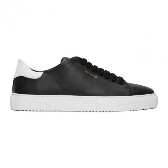 Axel Arigato Black Contrast Clean 90 Sneakers - 28618