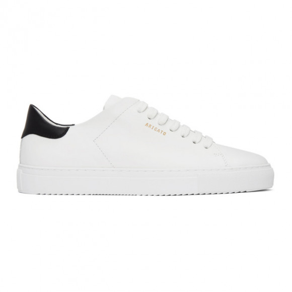 Axel Arigato White Contrast Clean 90 Sneakers - 28624