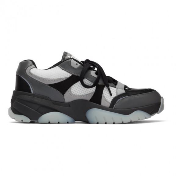 Axel Arigato Black Catfish Lo Sneakers - 29048