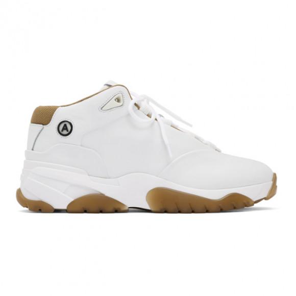 Axel Arigato White Catfish Hi V2 Sneakers - 29058
