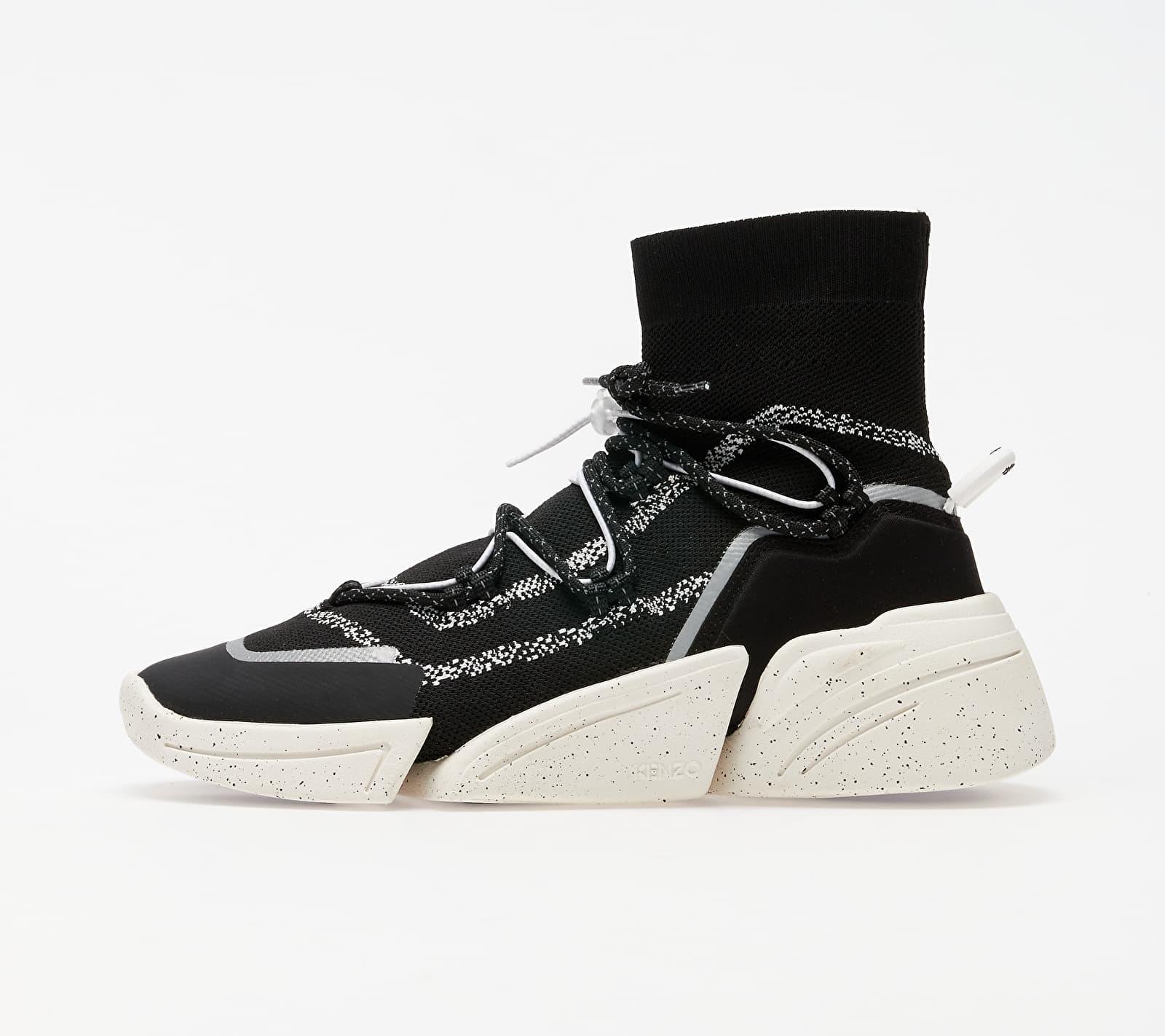 KENZO K-Sock Black - 2SN450-F65-99