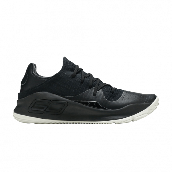 Under Armour Curry 4 Low 'Black' - 3000083-004