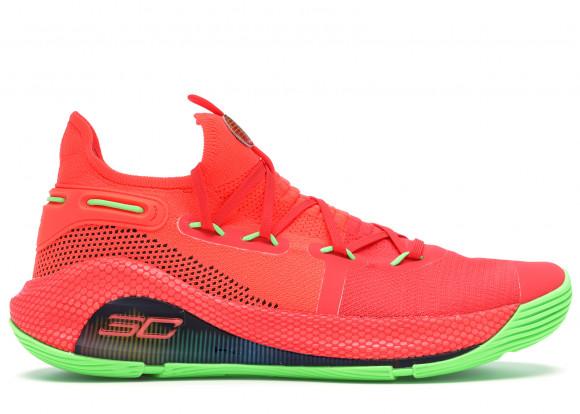 Under Armour Curry 6 - Men Shoes - 3020612-607