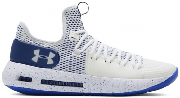 Under Armour Hovr Havoc Low White Blue - 3021593-108
