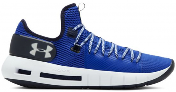 Under Armour Hovr Havoc Low Blue White - 3021593-404