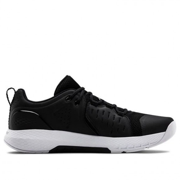 Under Armour Charged Commit TR 2 Black/ White/ White - 3022027-001