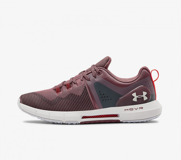 Under Armour W HOVR Rise Pink - 3022208-603