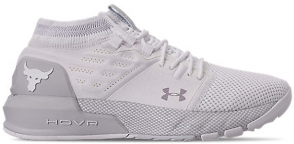 Under Armour Project Rock 2 White (W) - 3022398-101
