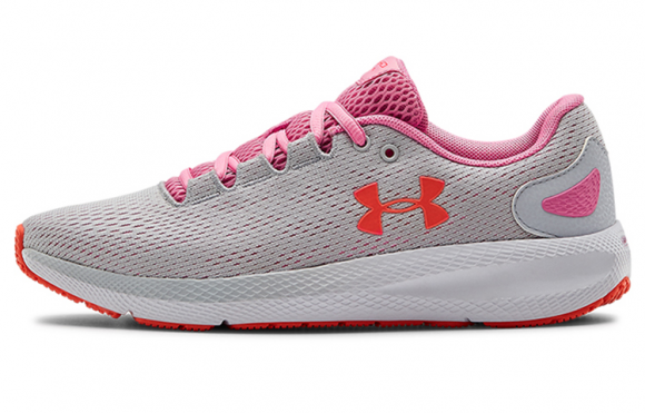 Under Armour W Charged Pursuit 2 Grey - 3022604-102