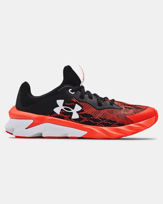 Boys' Grade School UA Charged Scramjet 3 Running Shoes - 3022611-003