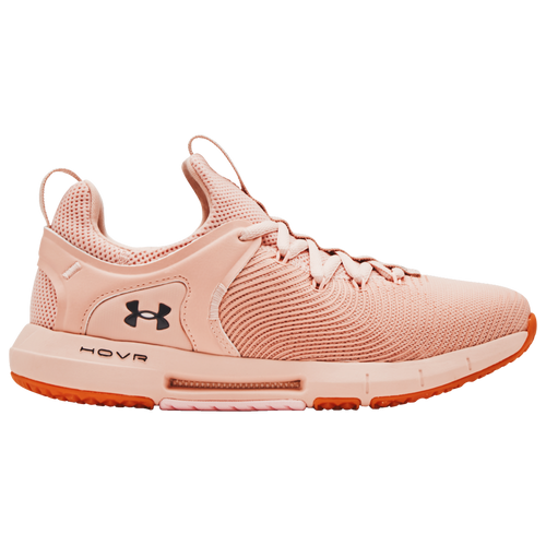 Under Armour Hovr Rise 2 - Women's Training Shoes - Particle Pink / Particle Pink / Jet Gray - 3023010-600