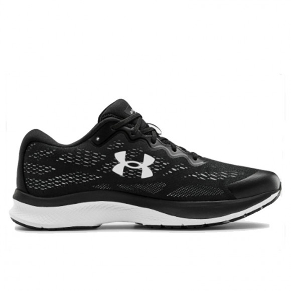 Under Armour Bandit 6 Running Shoes Running Shoes Black- Womens- Size 6.5 B - 3023023-001