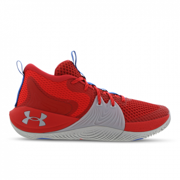 Under Armour Embiid One Versa Red - 3023086-603