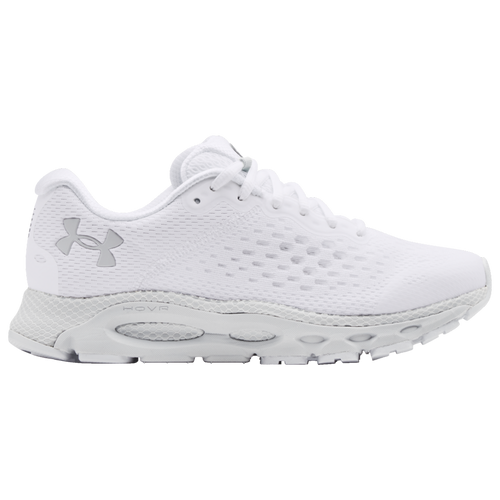 Under Armour HOVR Infinite 3 - Women's Running Shoes - White / Halo Gray / Halo Gray - 3023556-101