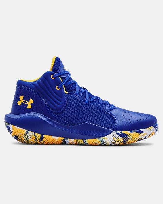 Chaussures de basket UA Jet '21 unisexes - 3024260-400