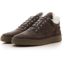 Filling Pieces Low Top Ripple Tinza, Taupe - 304276211080