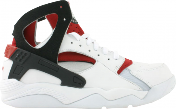 Nike Air Flight Huarache White Red Black (2003) - 305439-161