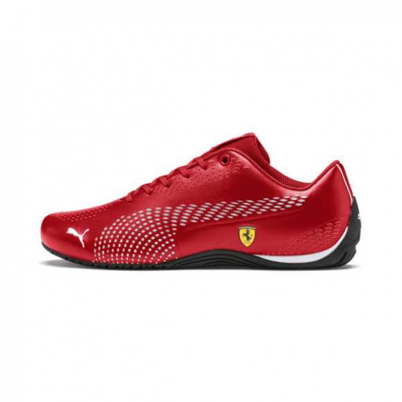 PUMA Scuderia Ferrari Drift Cat 5 Ultra II Men's Shoes in Red - 306422-05