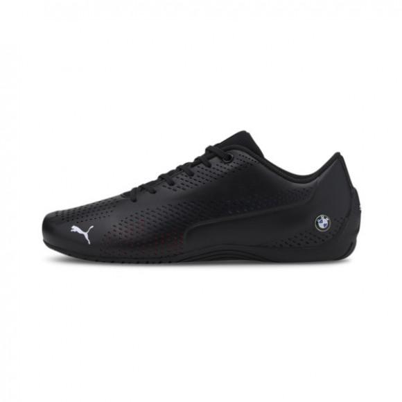 PUMA BMW M Motorsport Drift Cat 5 Ultra Men's Motorsport Shoes in Black/Marina, Size 10 - 306495-01