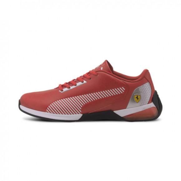 PUMA Scuderia Ferrari Race Kart Cat-X Tech Men's Motorsport Shoes in Red - 306540-02