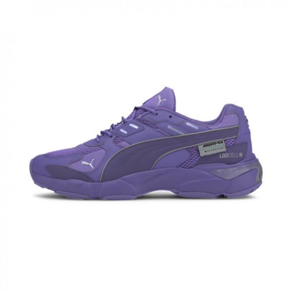 PUMA Mercedes-AMG Petronas LQDCELL Extol Men's Sneakers in Lu Purple/Lu Purple - 306562-02