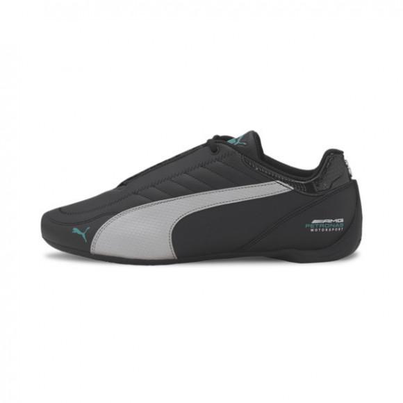 PUMA Mercedes-AMG Petronas Future Kart Cat Motorsport Shoes in Black/Silver - 306584-01