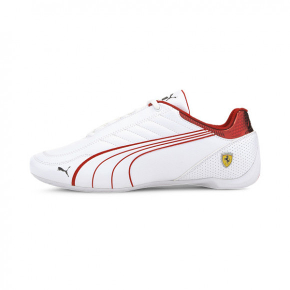 Puma Scuderia Ferrari Race Future Kart Cat Men S Motorsport Shoes In Red 306586 02