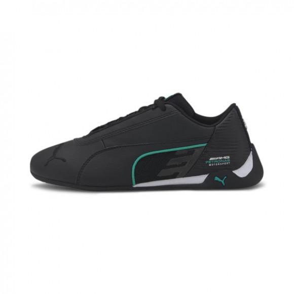 PUMA Mercedes-AMG Petronas R-Cat Motorsport Shoes JR in Black/White - 306622-01