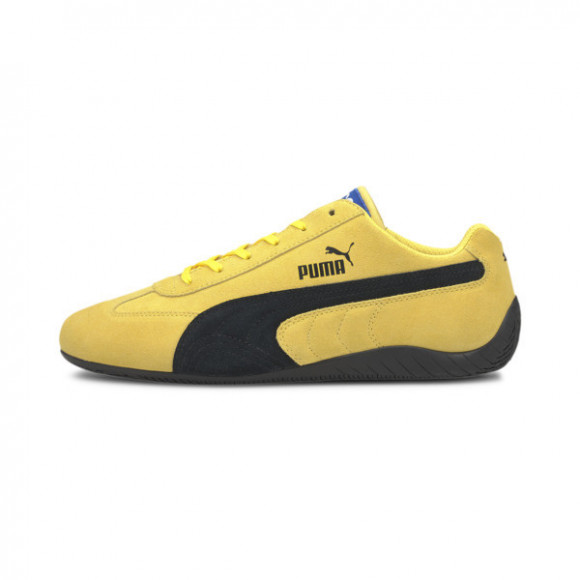 PUMA Speedcat OG Sparco Motorsport Shoes in Maize/Black - 306725-04