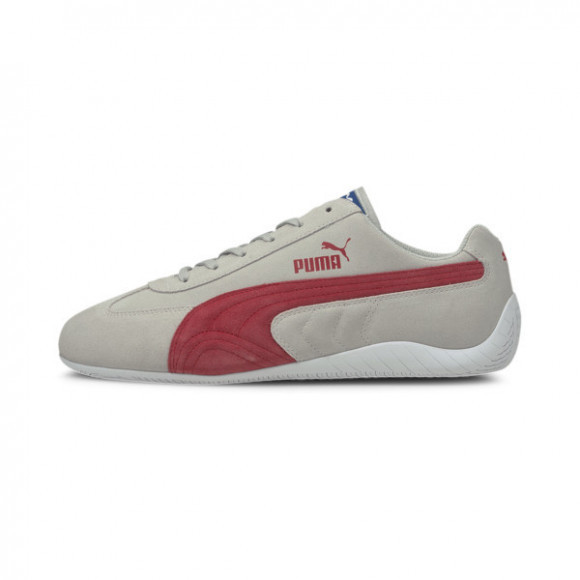 PUMA Speedcat OG+ Sparco Motorsport Shoes in Glacier Grey/Nrgy Blu/Pppy Red - 306725-05