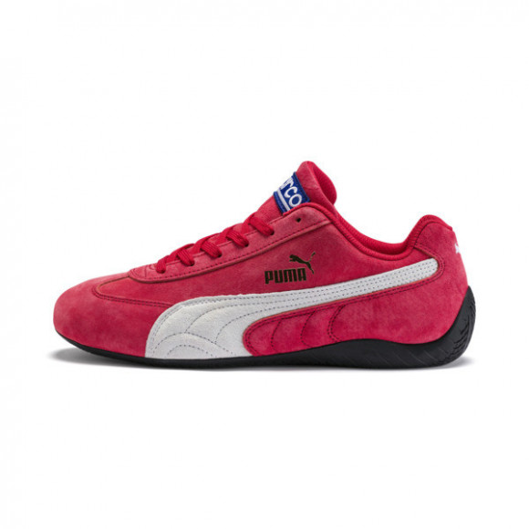 PUMA Speedcat OG Sparco Women's Sneakers in Ribbon Red/White - 306794-05